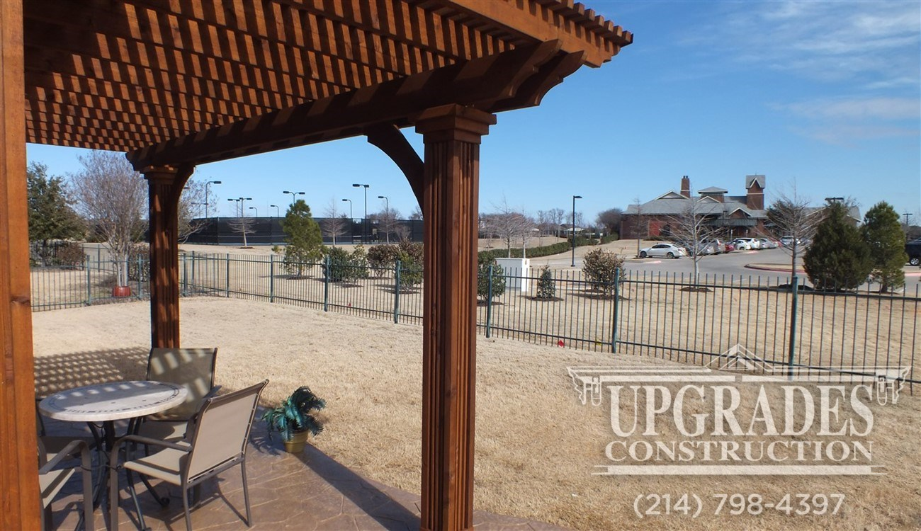 Upgrades Construction | Patio Covers, Arbors, Outdoor Kitchens ...
